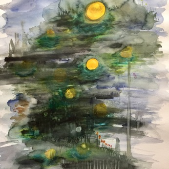 Yellow Moon Forest